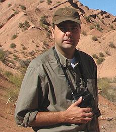 Fabrizio Bulgarini, Responsabile Biodiversità WWF Italia